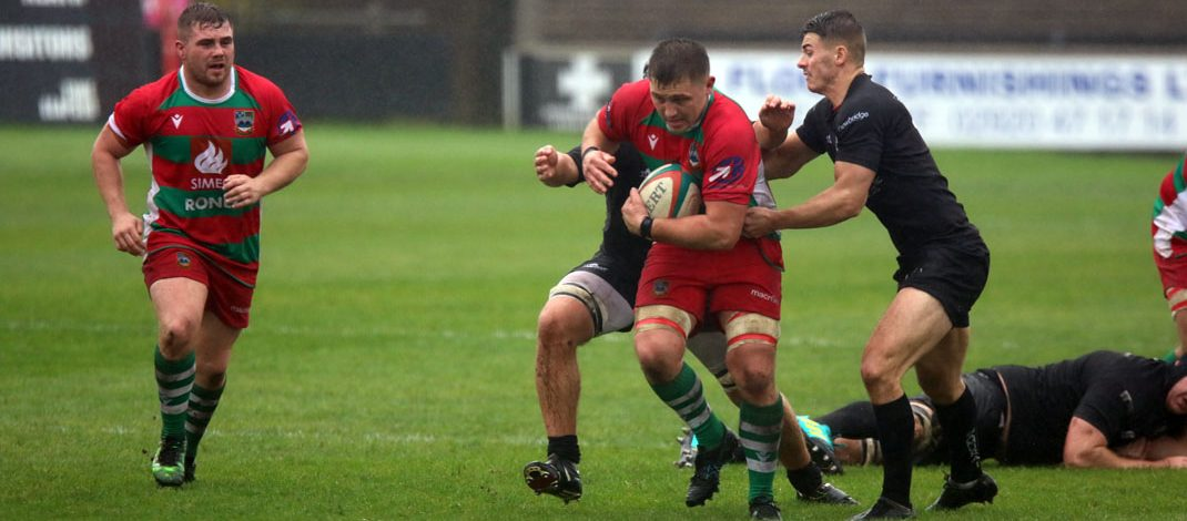 Bedwas steal the points at the death