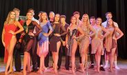 Strictly Come Dancing event a success