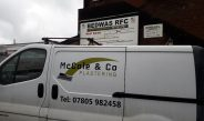 Thank you Kevin McCole plastering