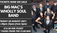 Live music returns to Bedwas RFC