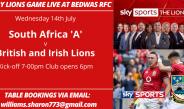 Midweek Rugby at Bedwas RFC