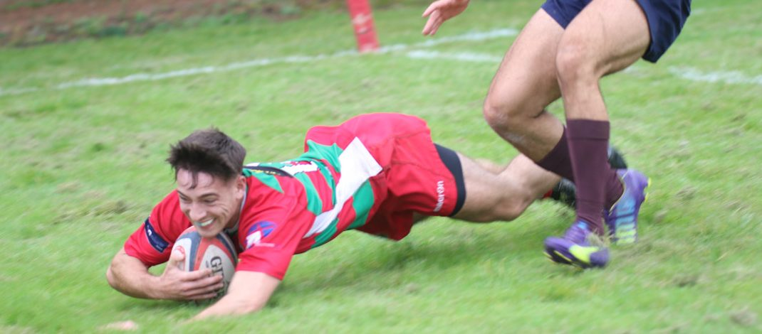Bedwas run in eight tries to record emphatic victory